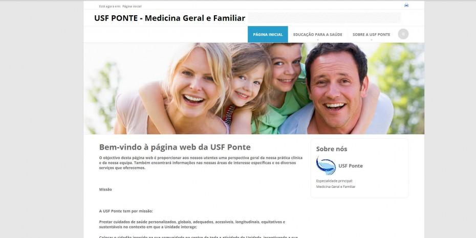 Site USF Ponte